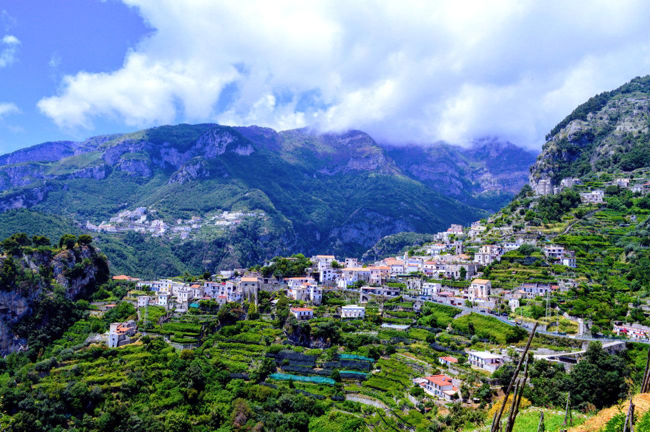 Heaven's Way. The walk from Ravello to Minori. #Ravello  #Italy #AmalfiCoast