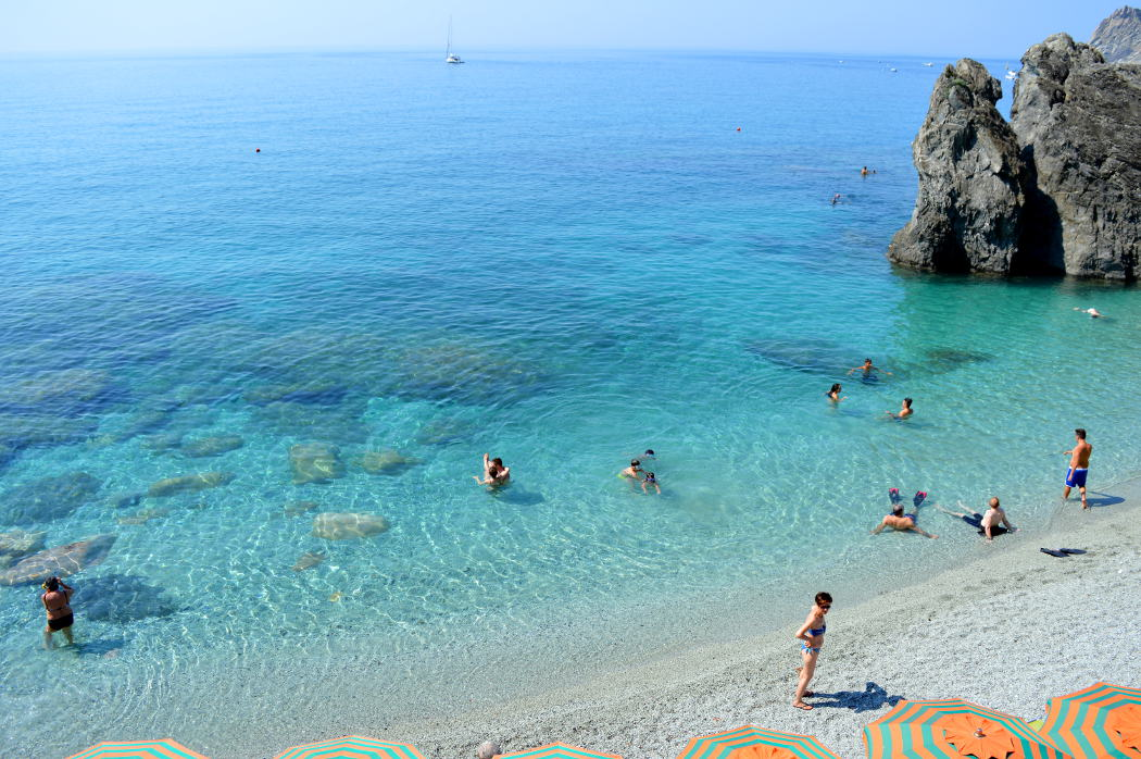 Monterosso Beach Hotels
