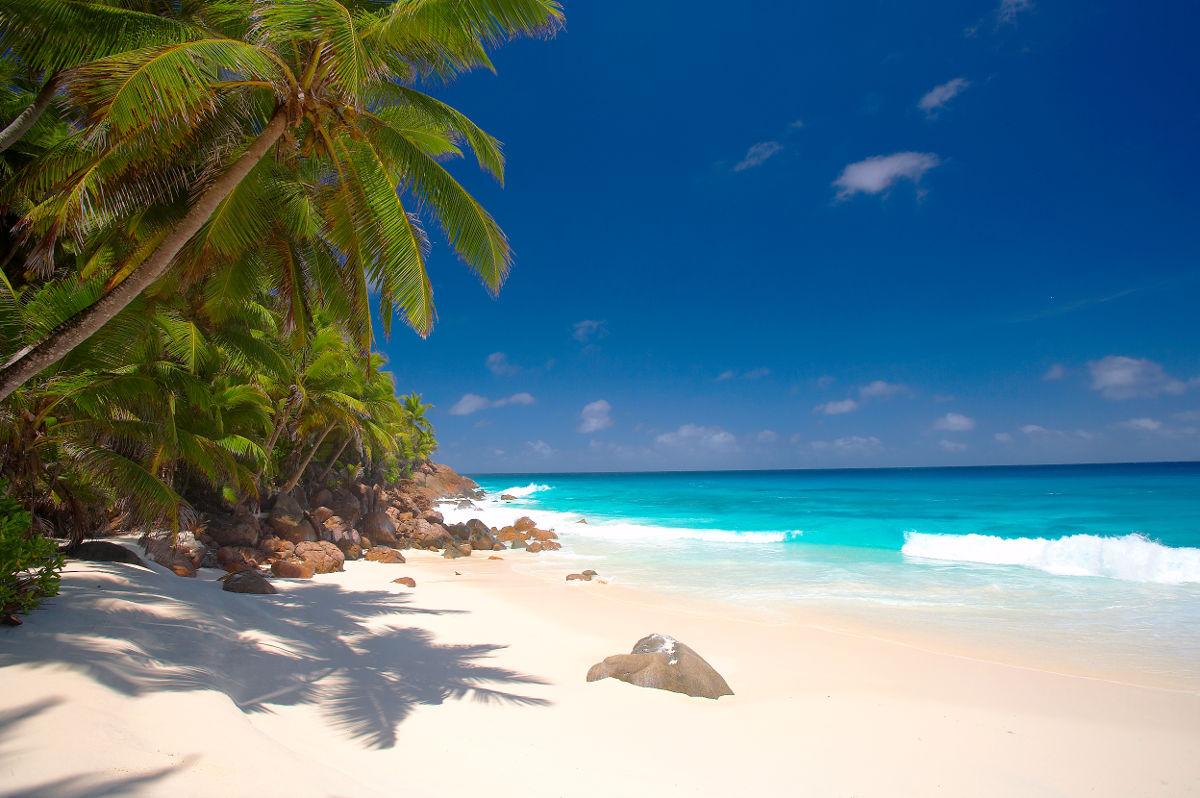 Anse Victorin Beach