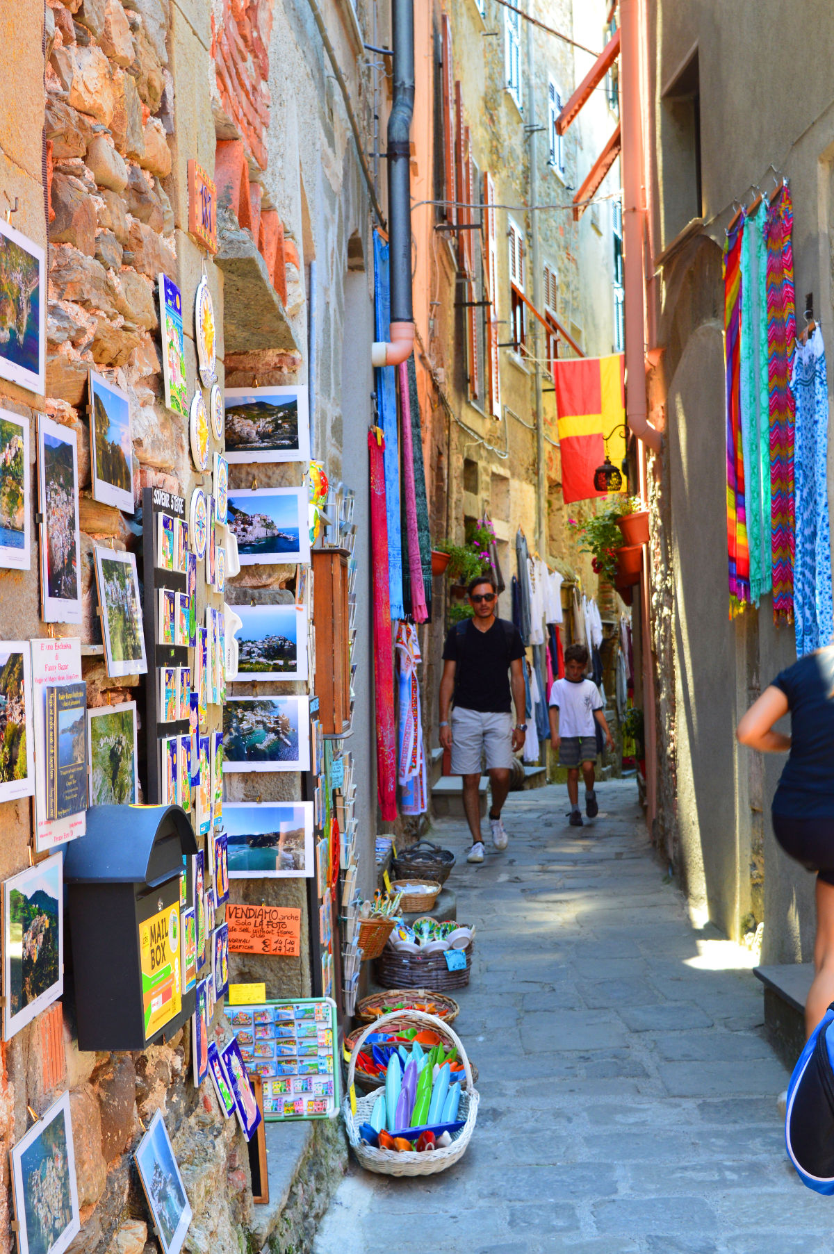 The Cinque Terre Town To Avoid The Crowds