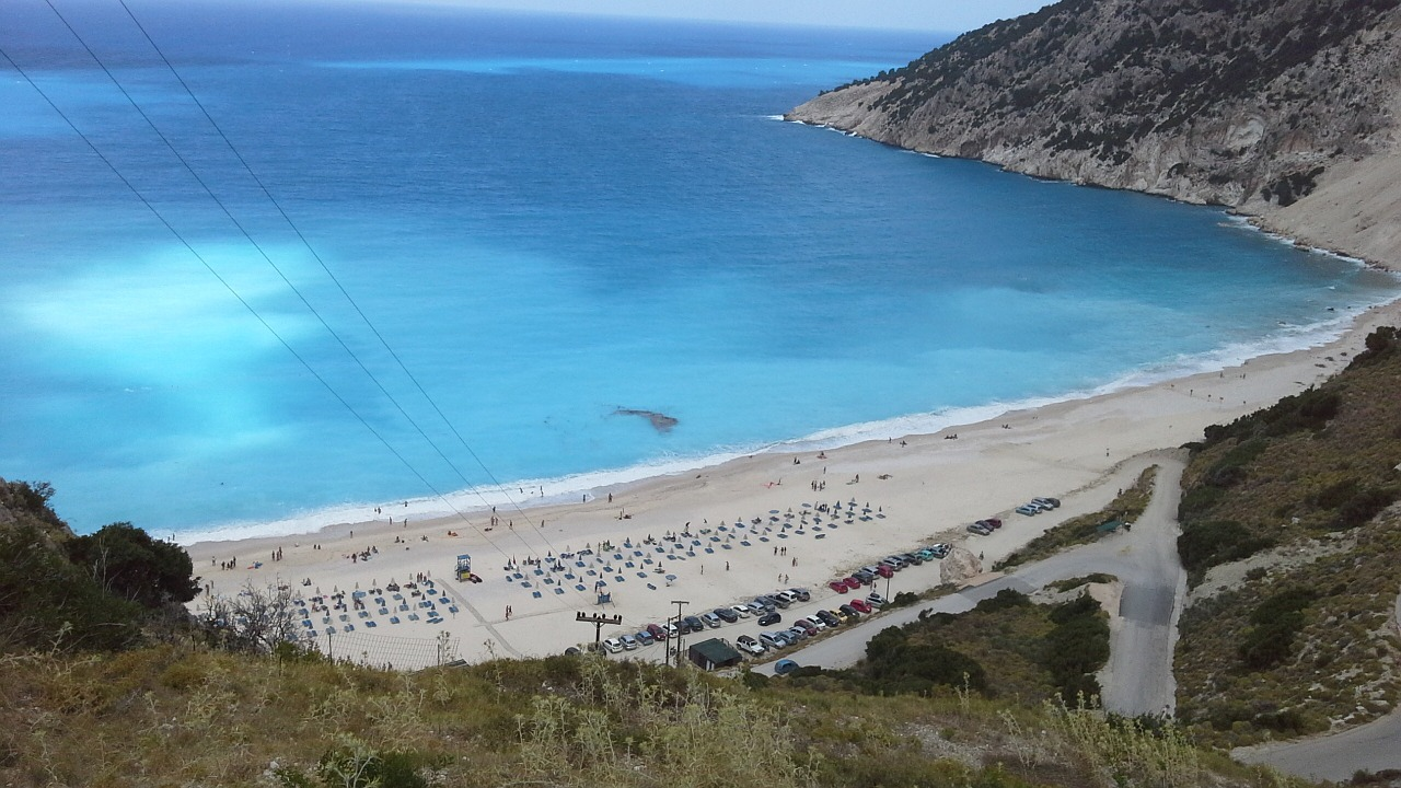 Beaches on Kefalonia