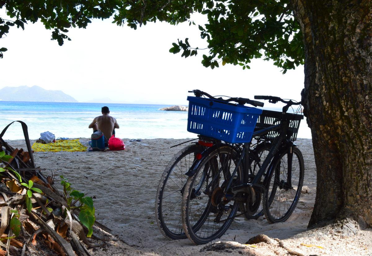 Beaches on La Digue - Anse Severe