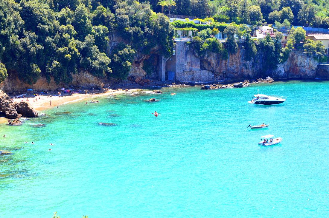 Beaches in Lerici