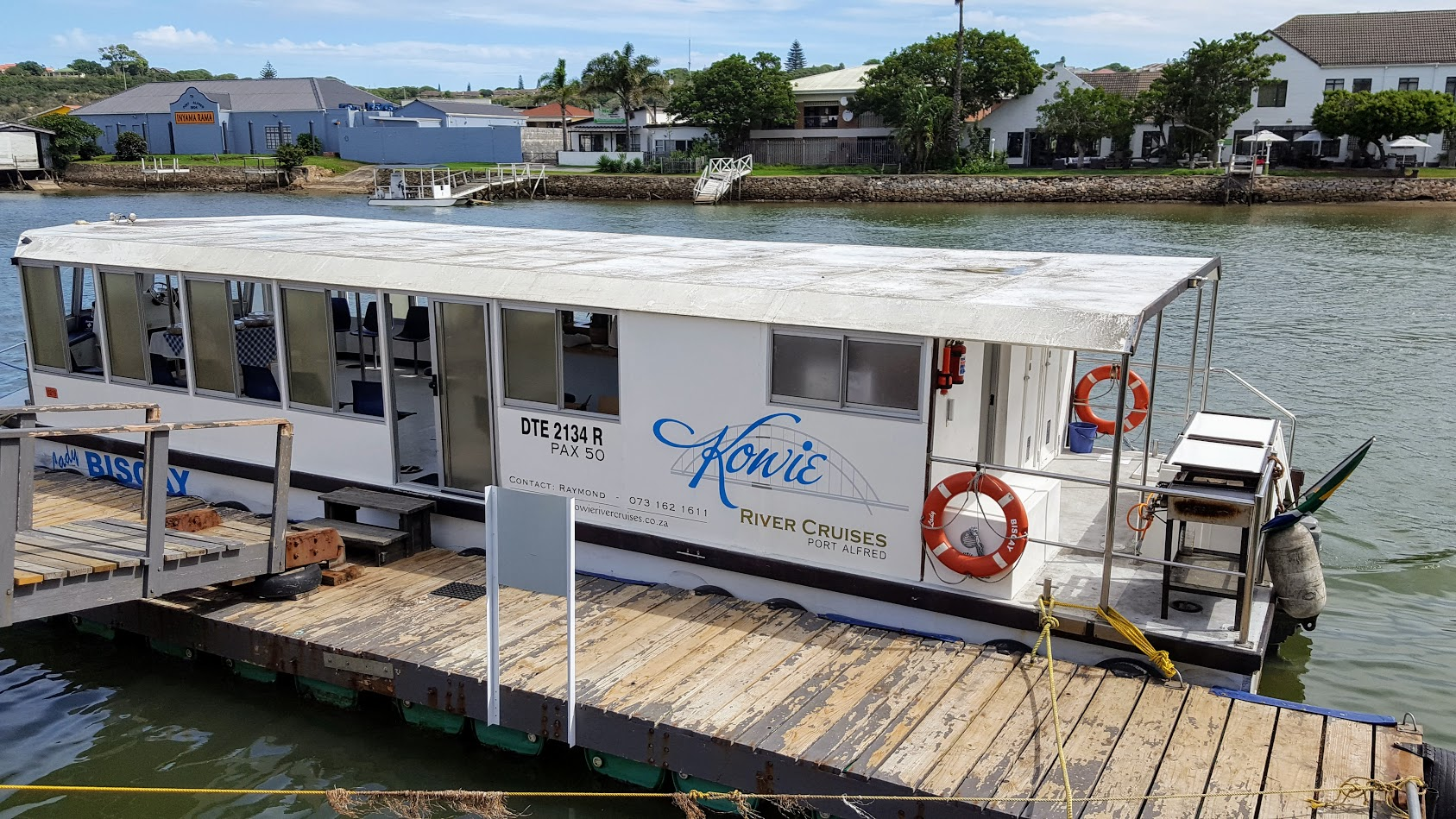 Port Alfred Boat Trips