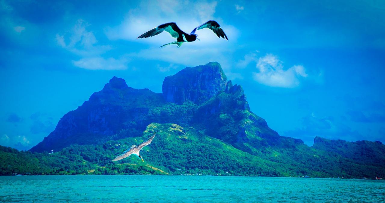 The Society Islands