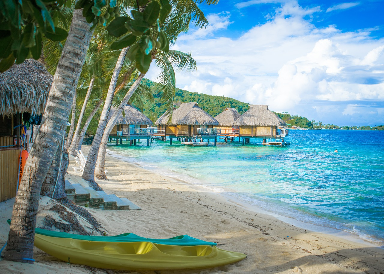 Hotel on Bora Bora