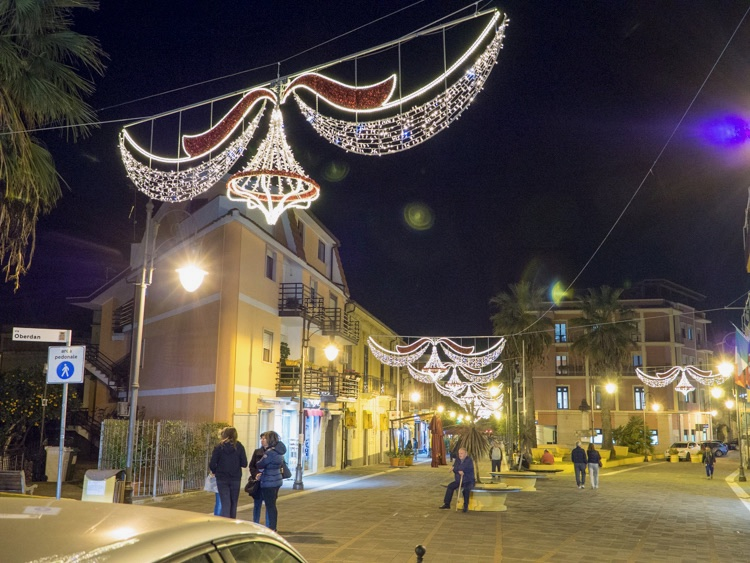 Lights in Scalea