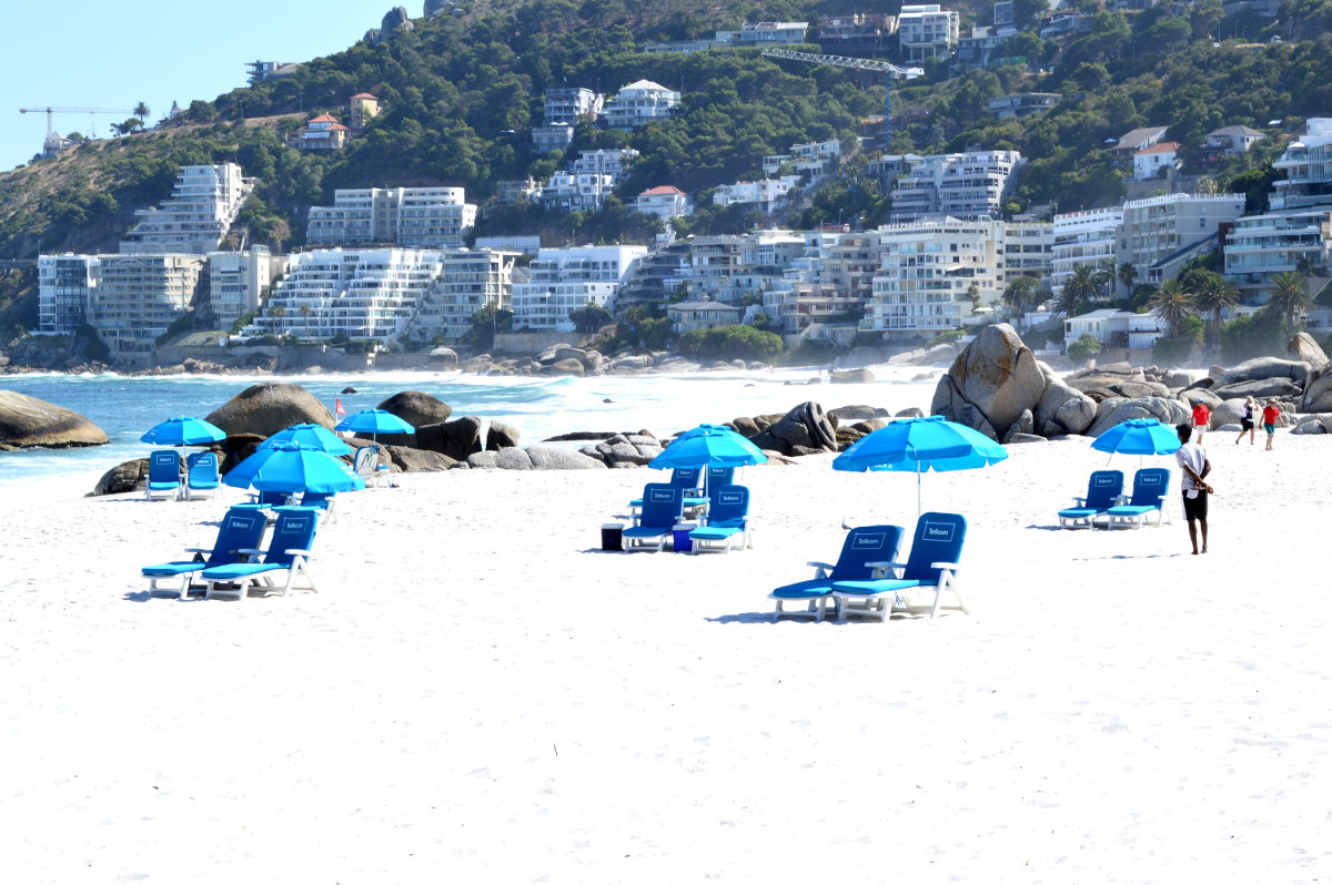 Best beach in Cape Town