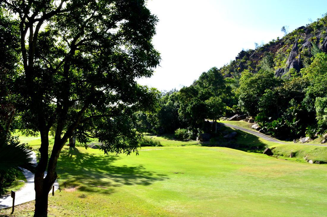 Golf Course, Seychelles