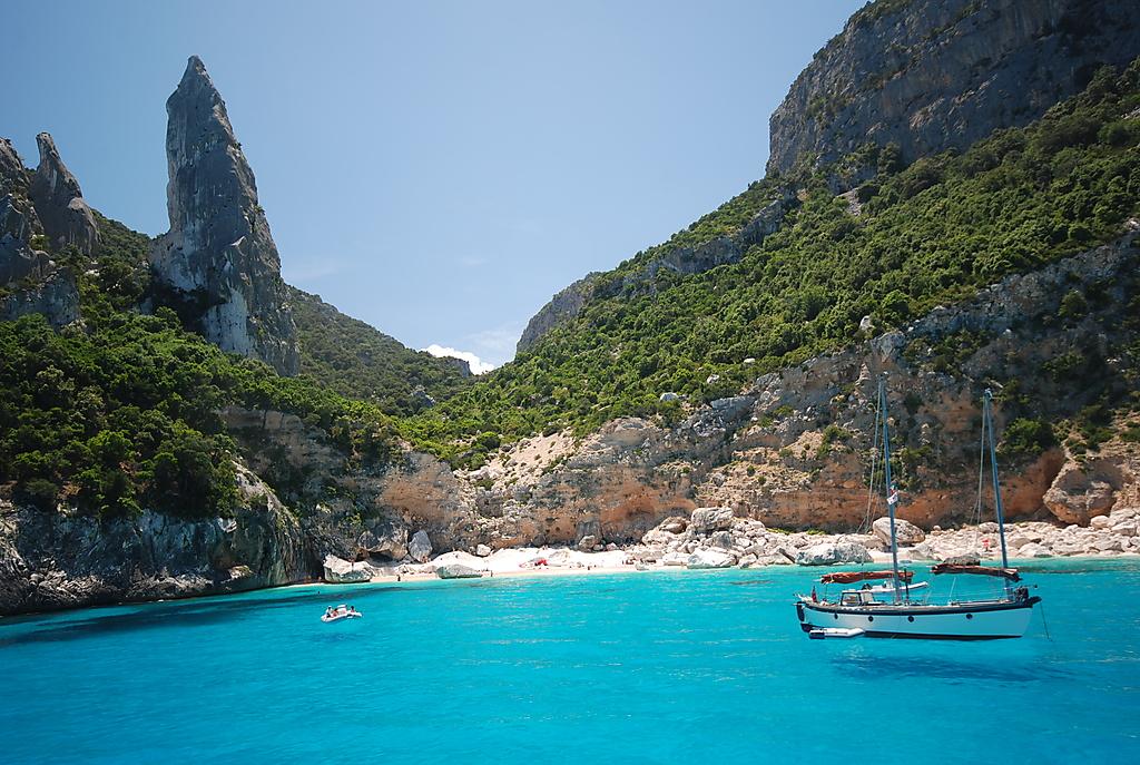Cala Goloritze - Gulf of Orosei, Sardinia