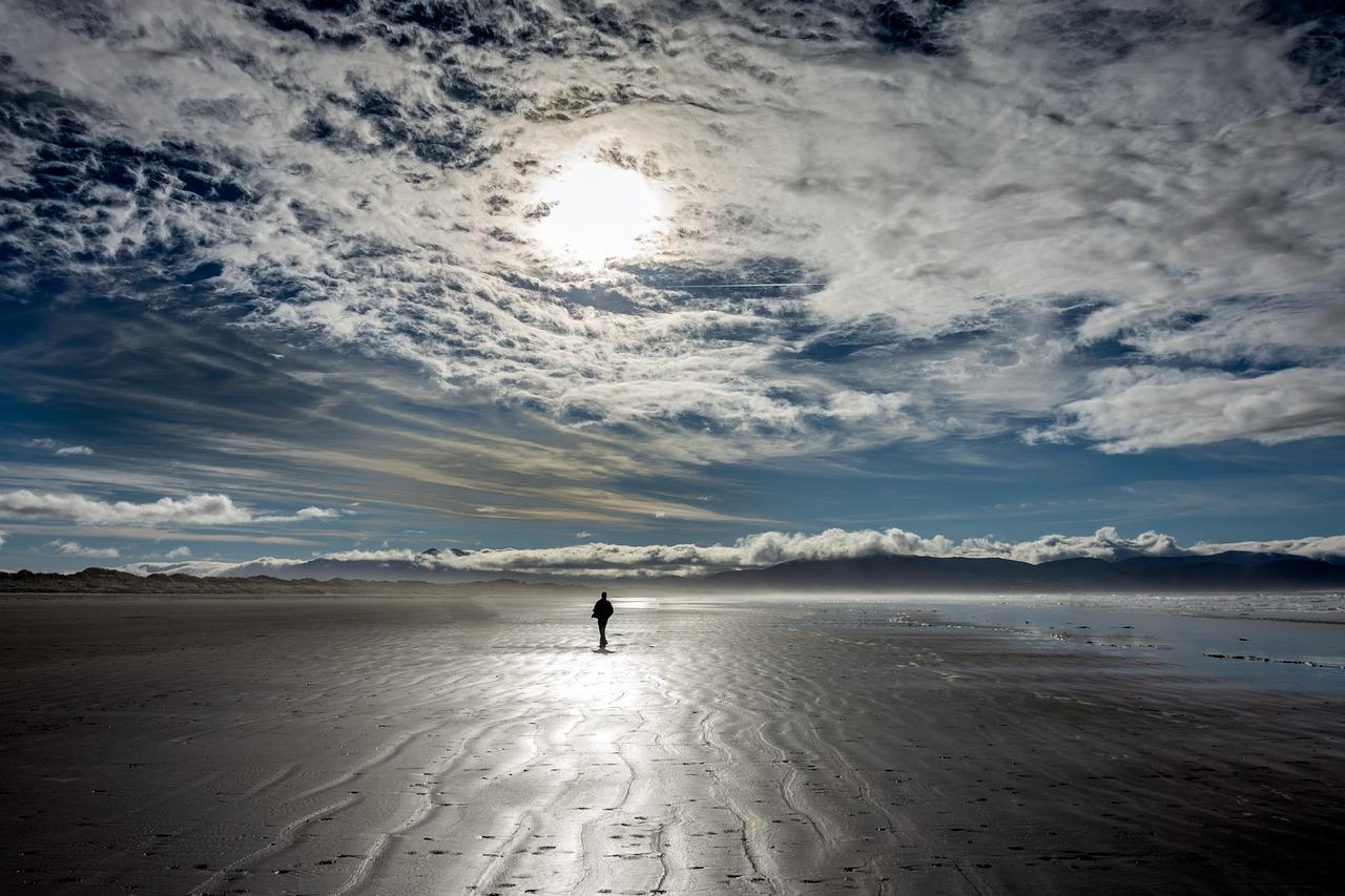 Inch Beach,Ireland