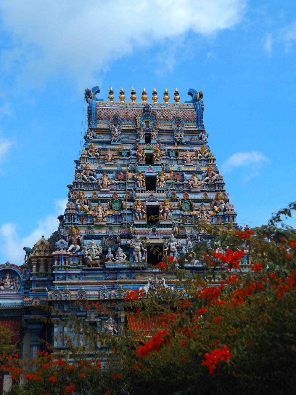 Hindu Temple in Victoria