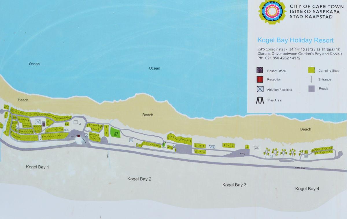 Kogel Bay Holiday Resort