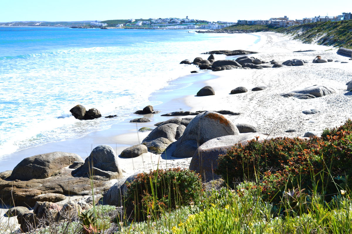 Beaches in Langebaan