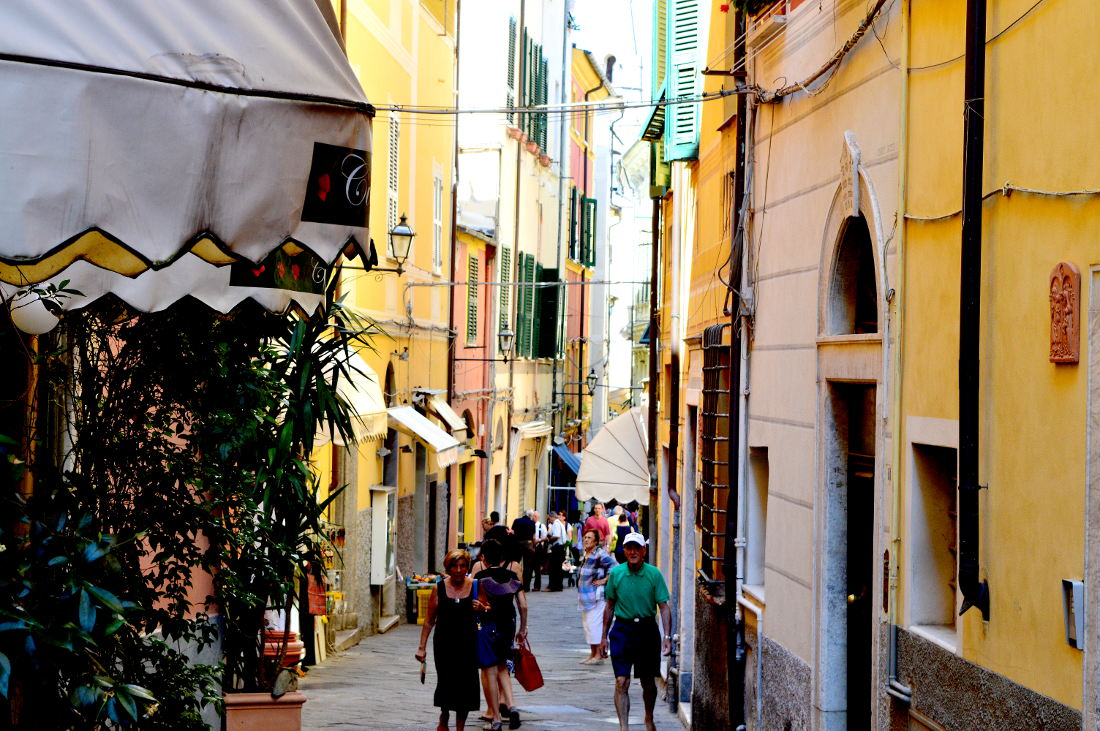 Old Town Italy