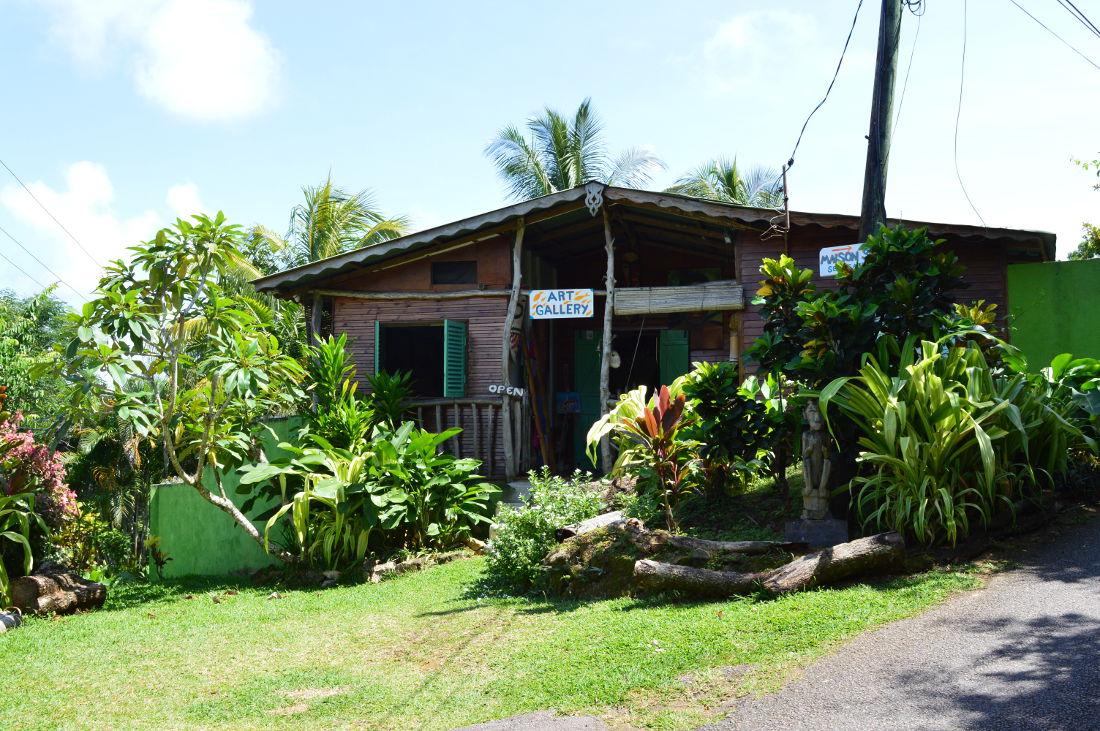 Anse Soleil Art Gallery