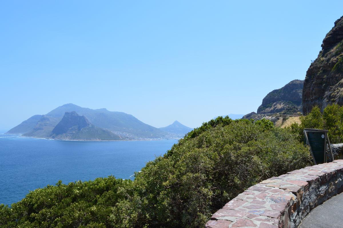 View from Chapman's Peak Drive
