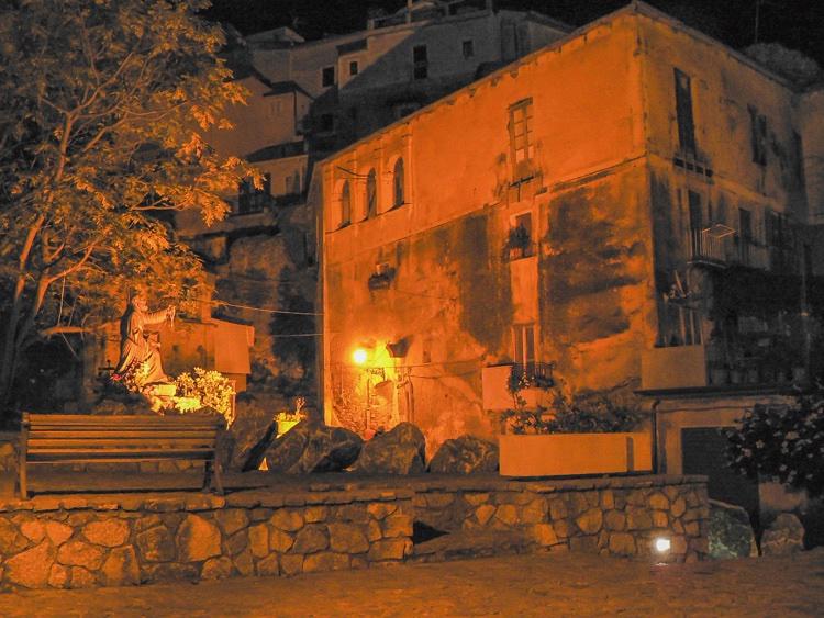 Night in Scalea