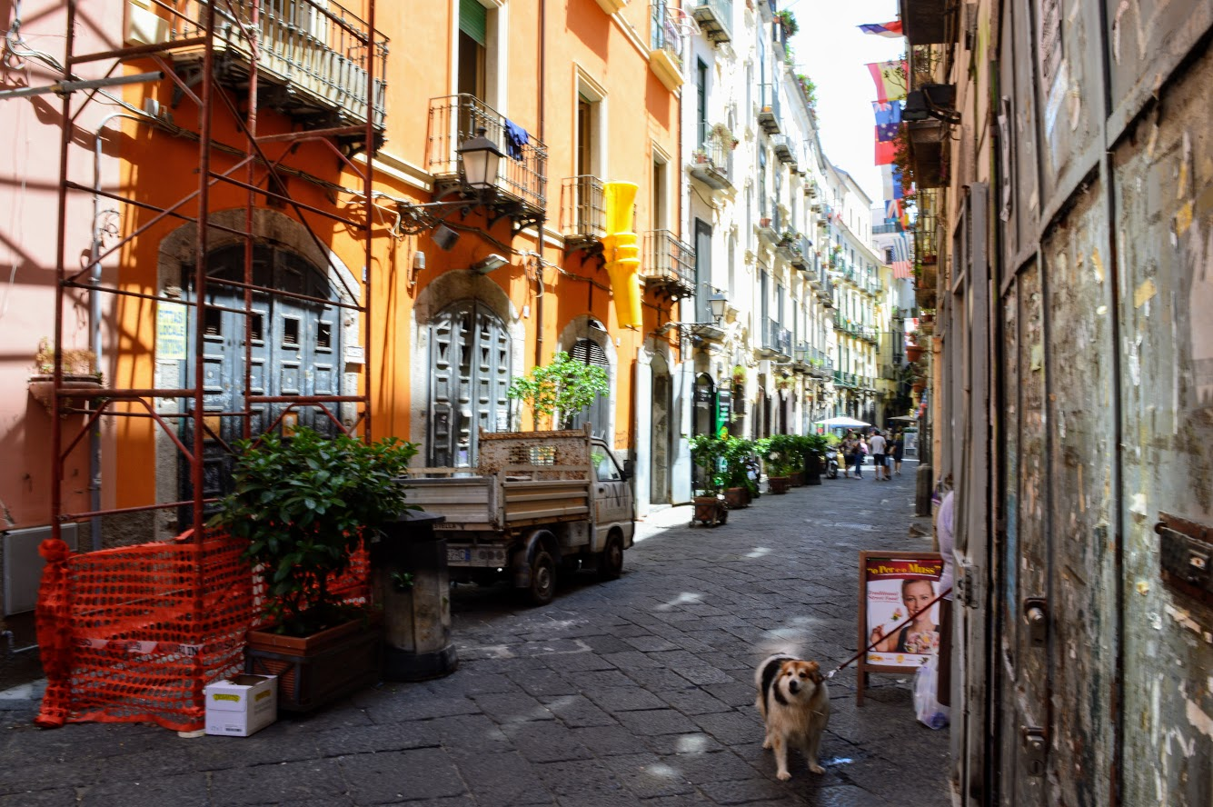 Salerno Old Town