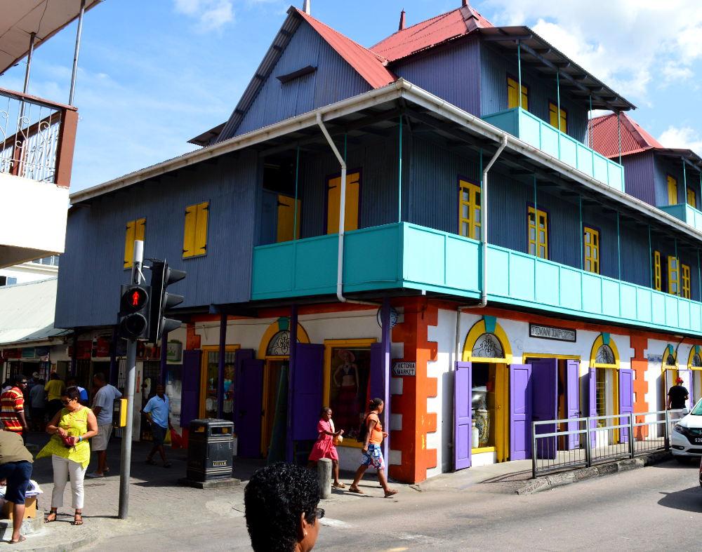 Victoria - Capital of the Seychelles