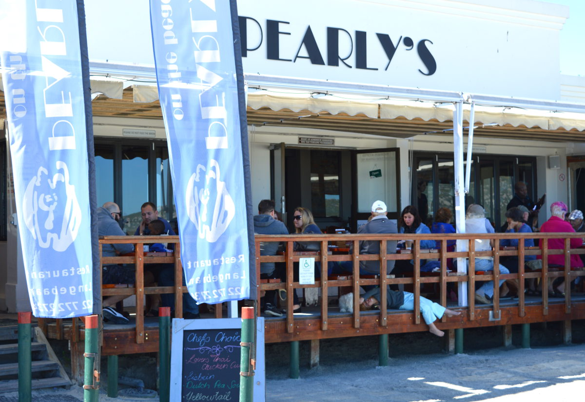 Pearly's Restaurant