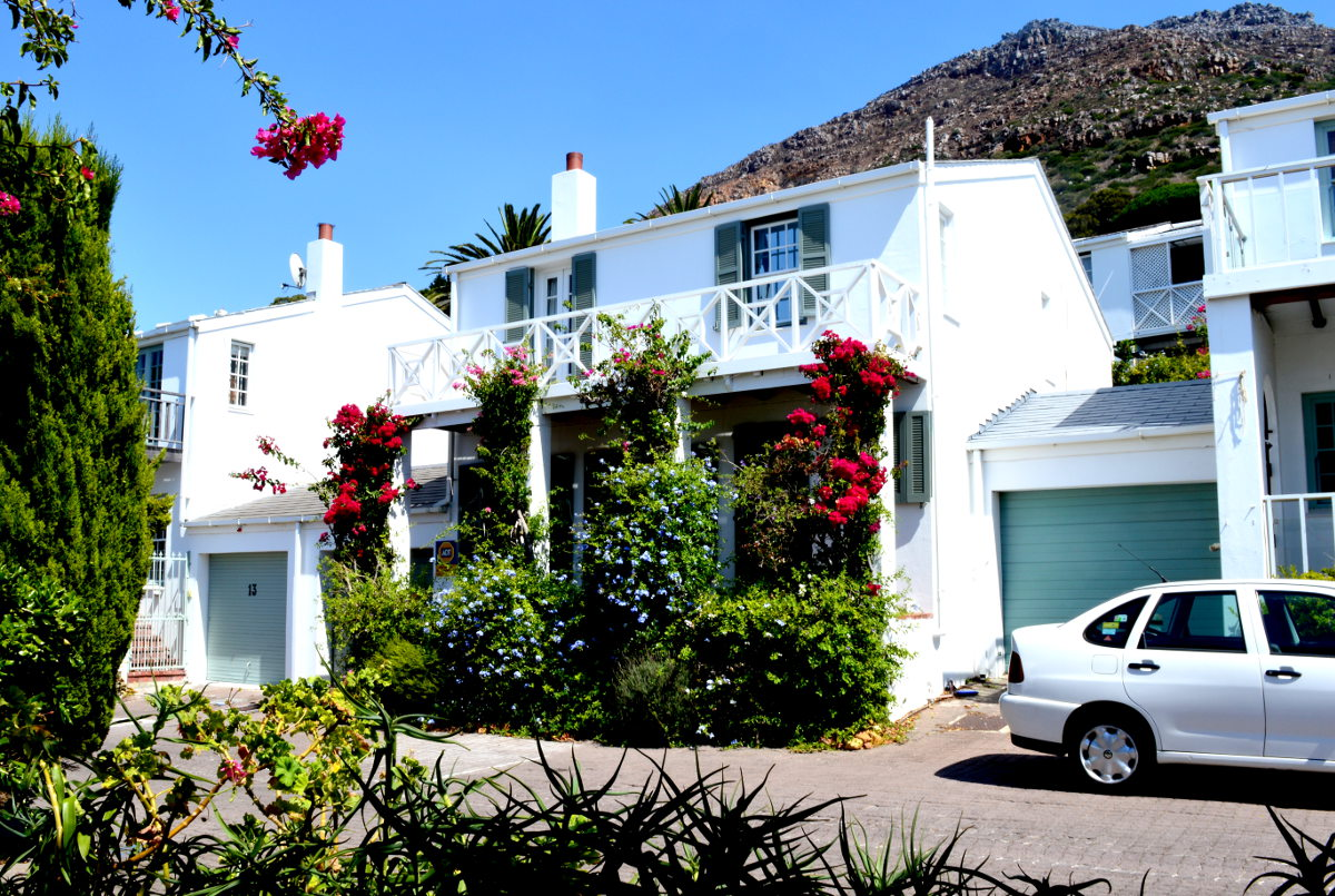 Cottages on a Hillside
