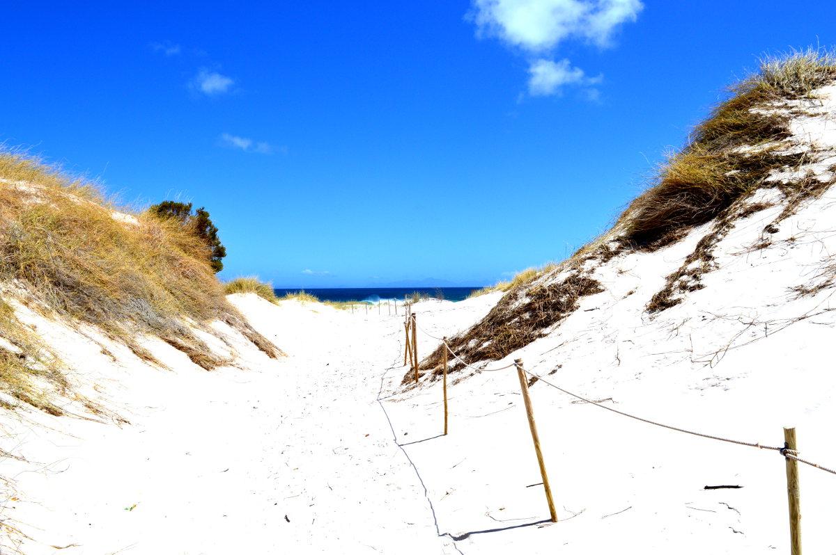 Pringle Bay Beach
