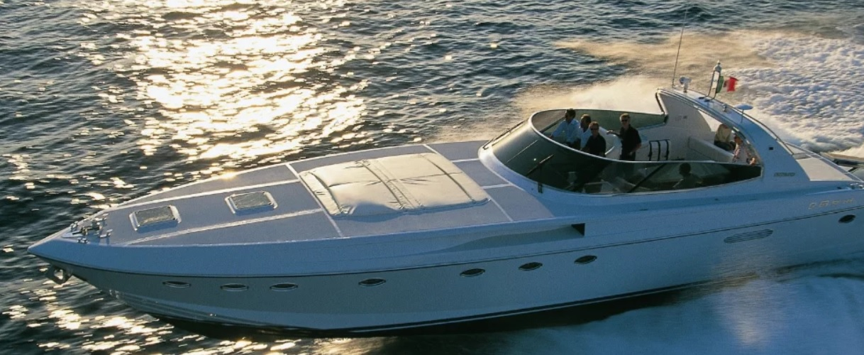Rizzardi Boat
