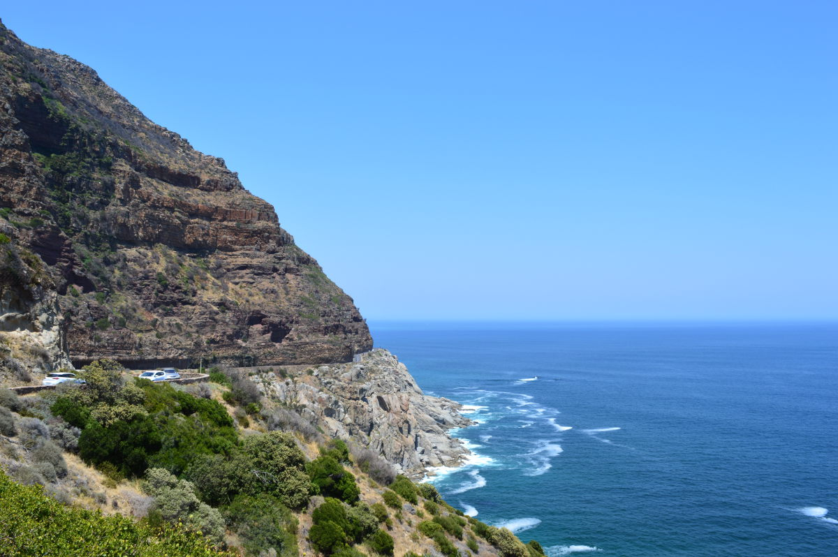 View from Cape Town's most famous drive
