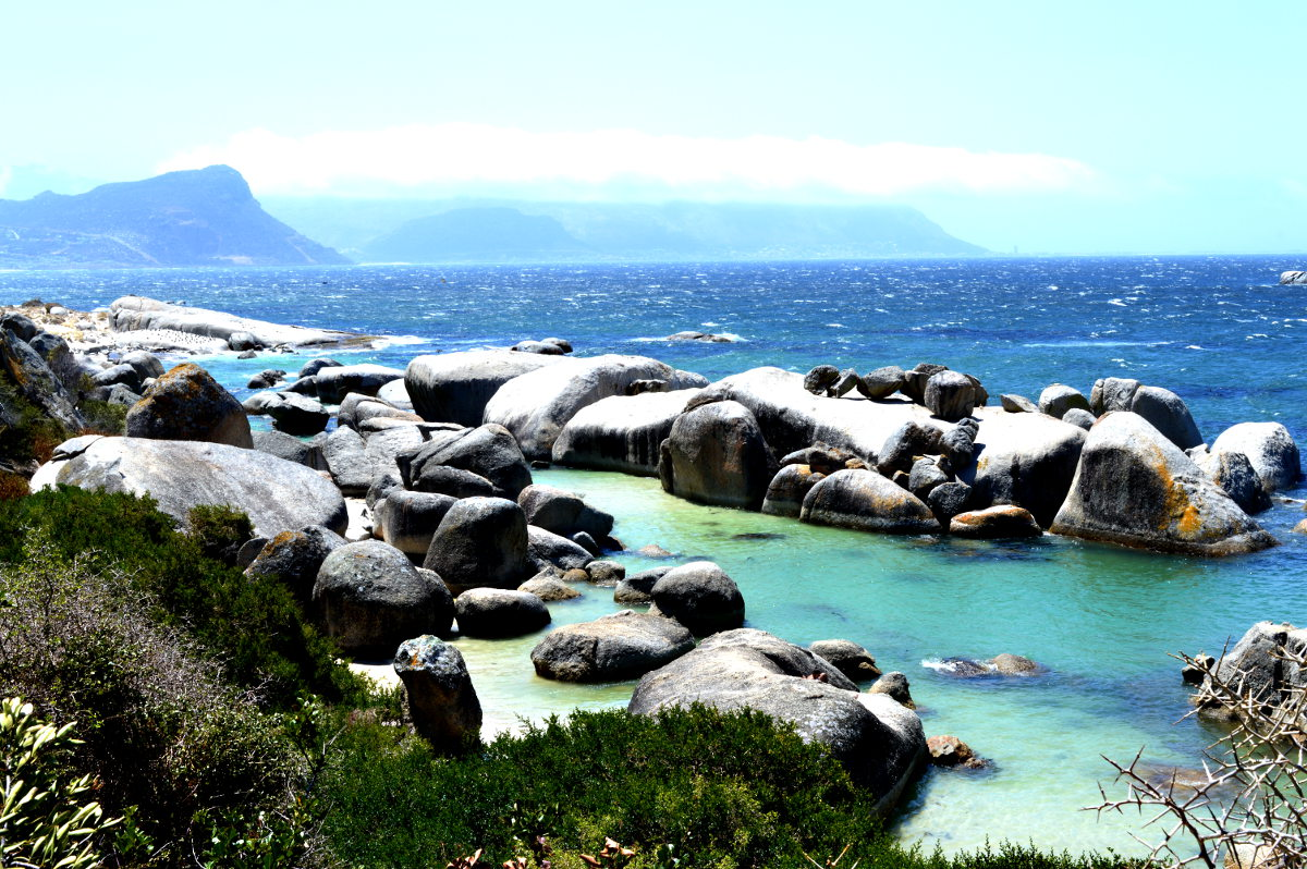 Atlantic Ocean - Cape Town