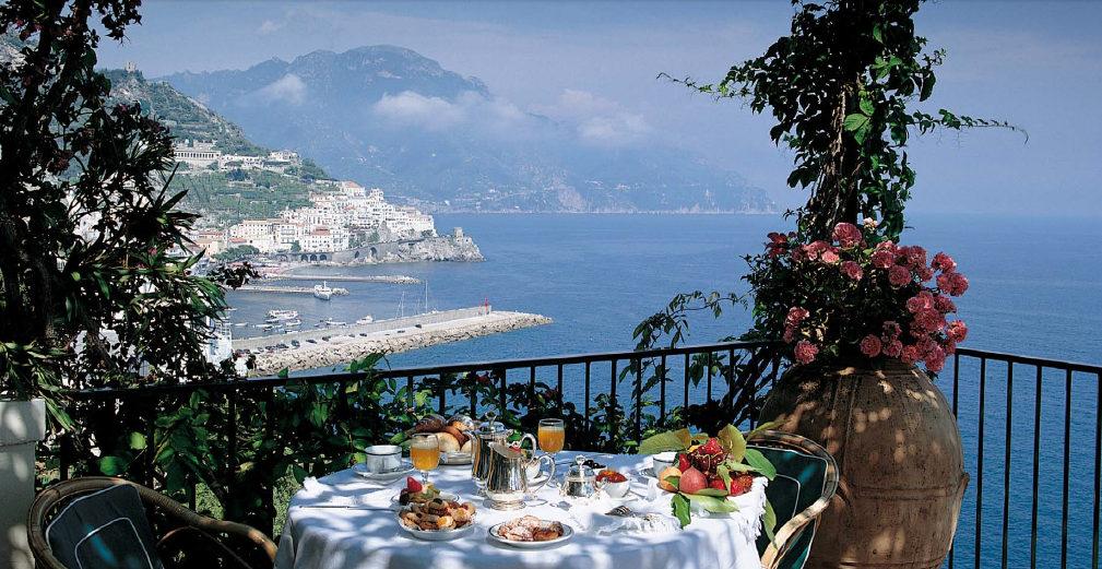 Santa Caterina - Amalfi