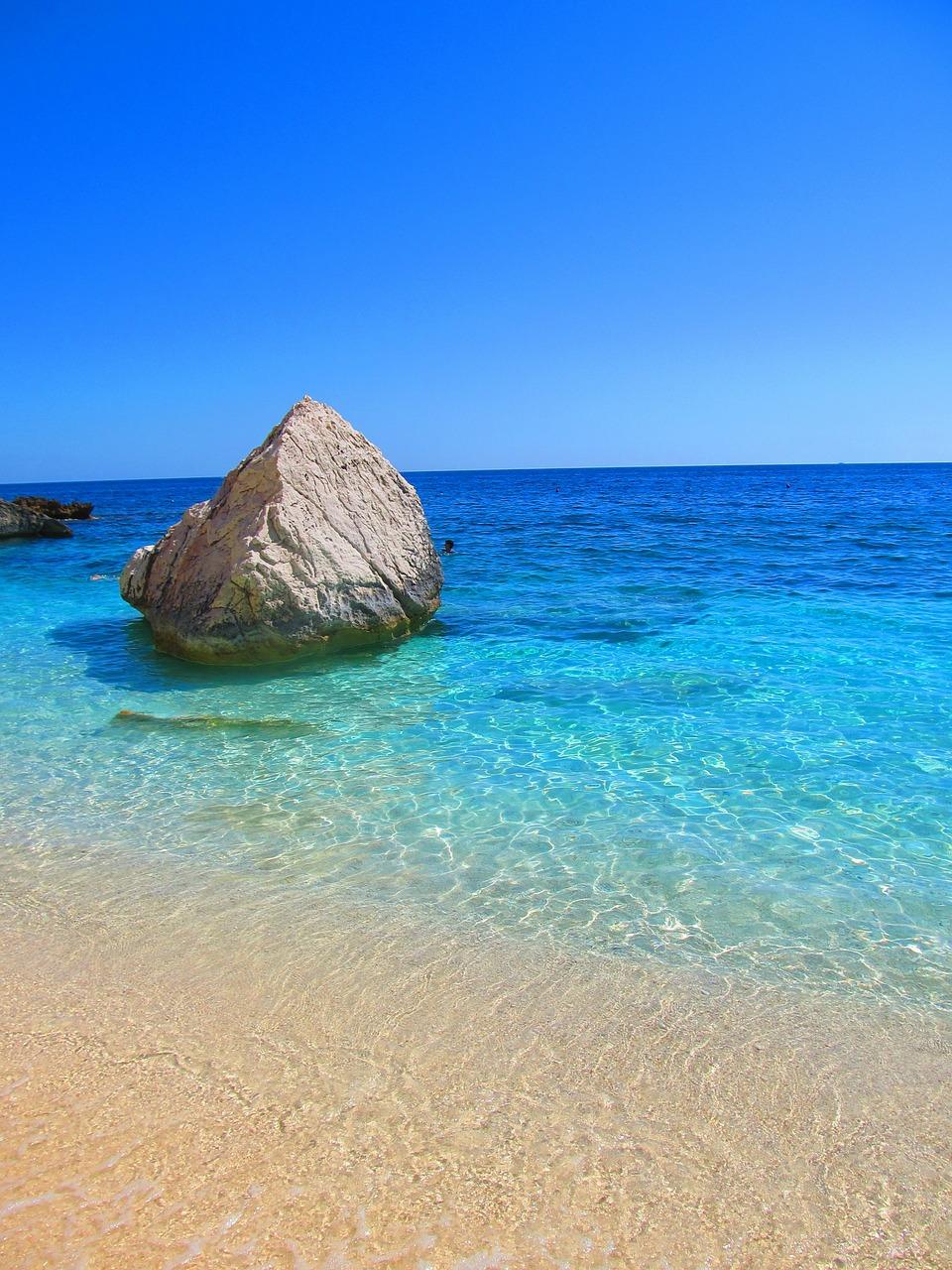 Seas of Sardinia