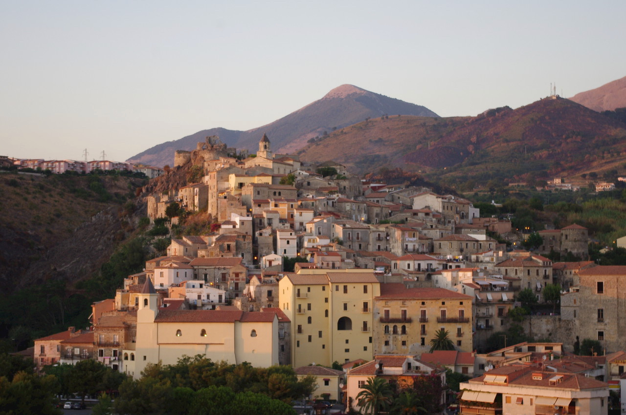 Scalea Old Town