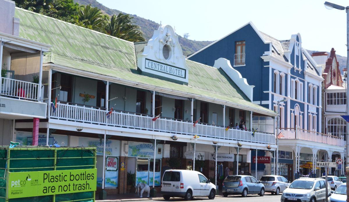 Main Street - Simon's Town