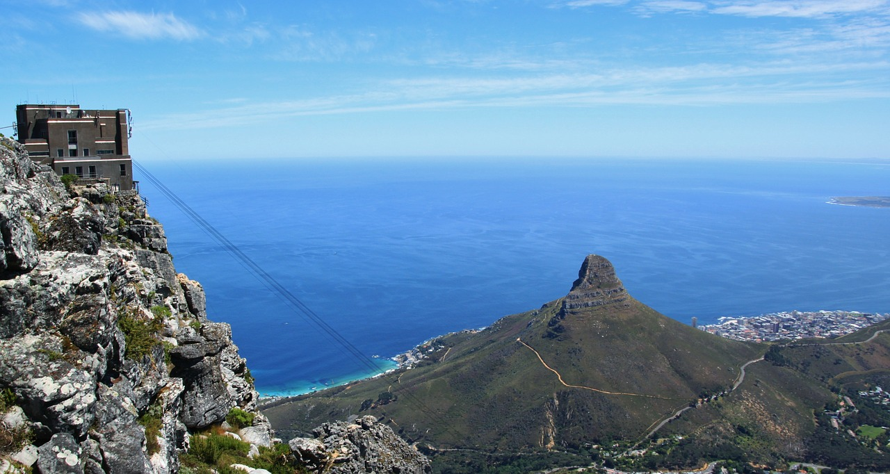 Cable Station - Table Mountain