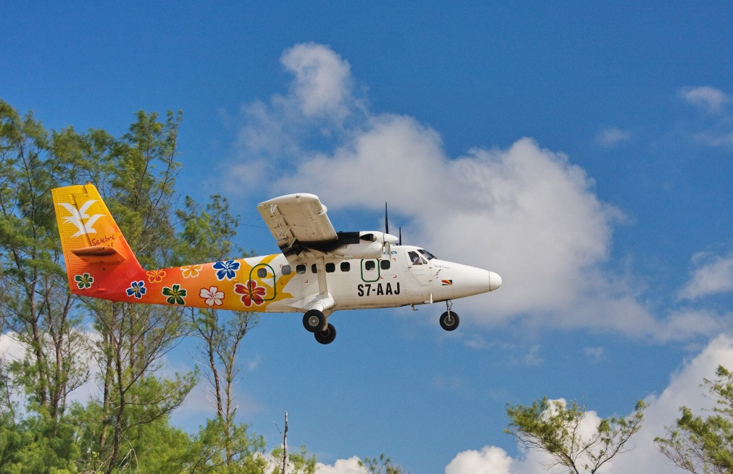 Twin Otter - Air Seychelles