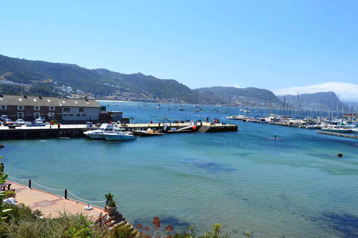 View of Simon's Town