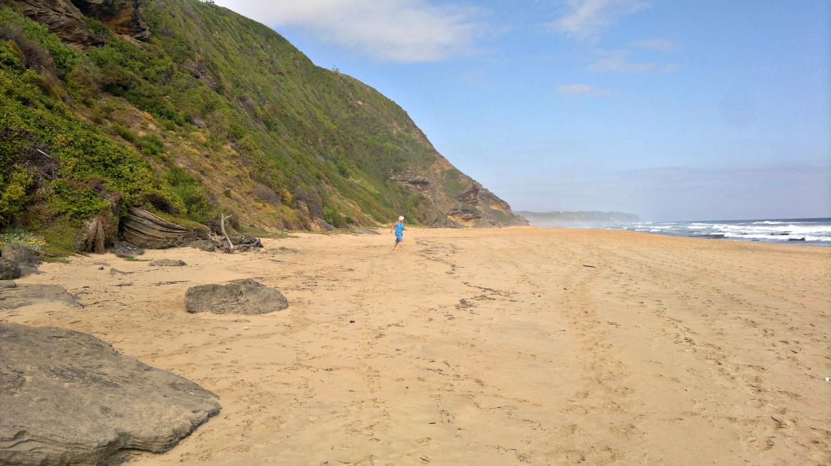 Wilderness Beach