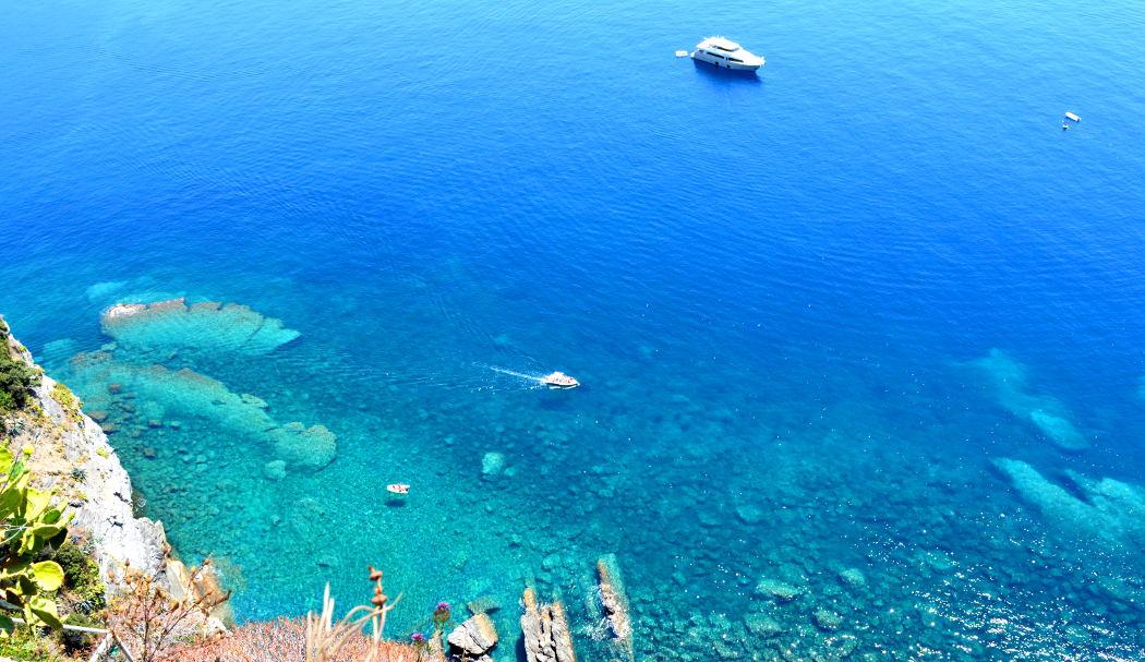 Corniglia the Cinque Terre