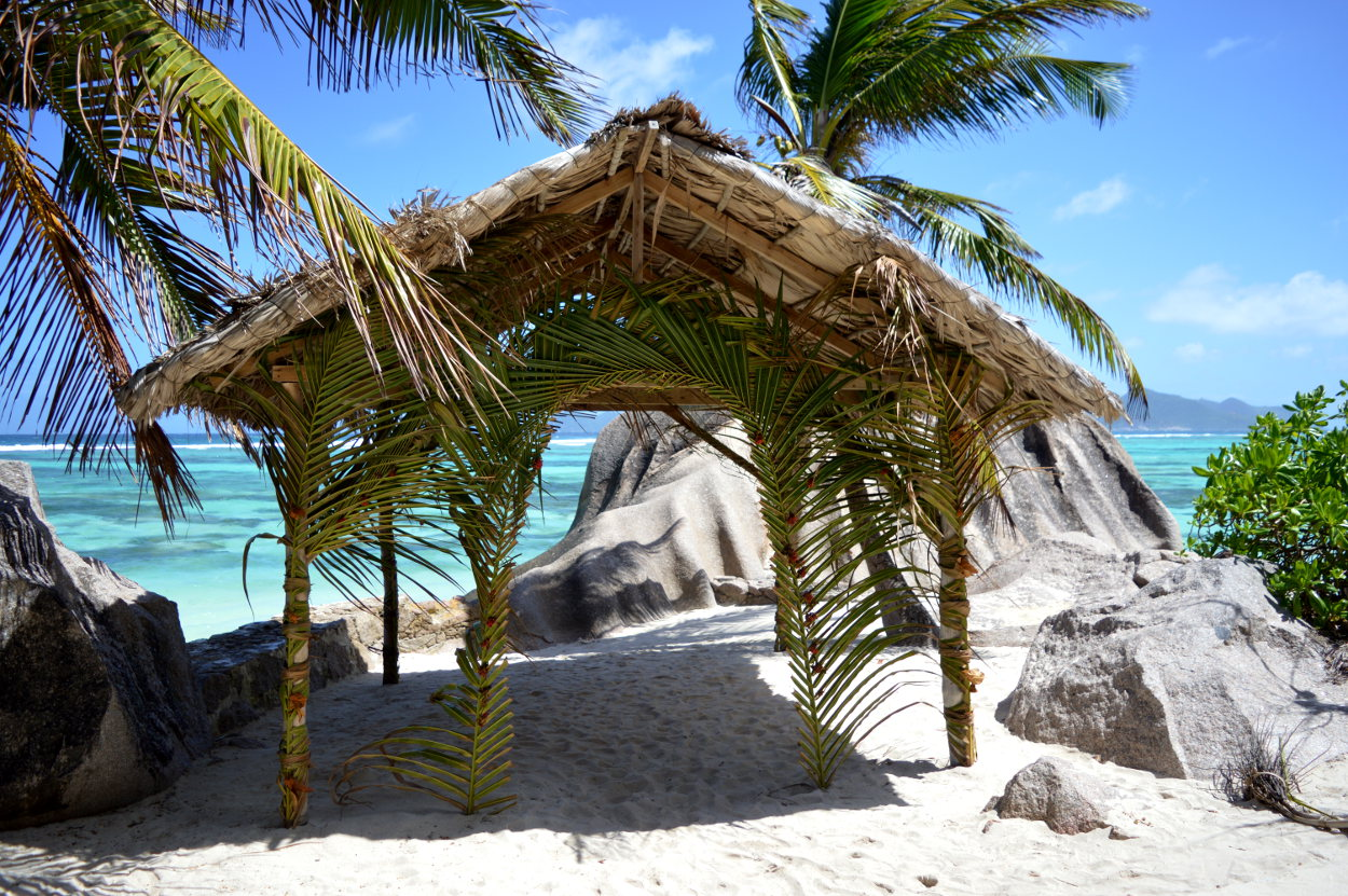 The Best Beach in the Seychelles