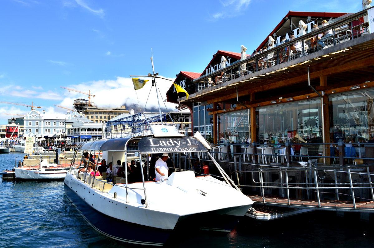 Boat Trip - Cape Town