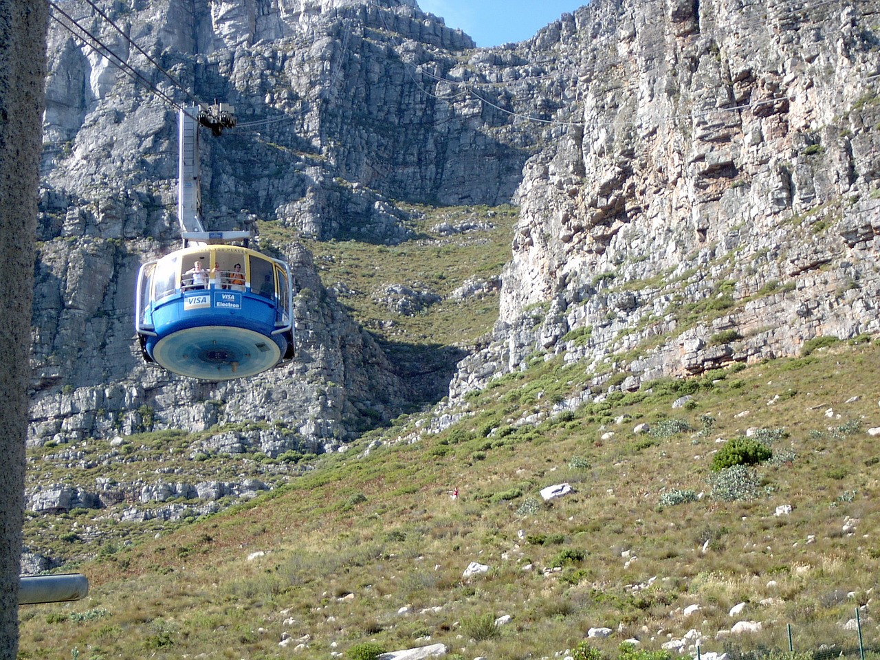 Cable Car - Table Mountain, Cape Town