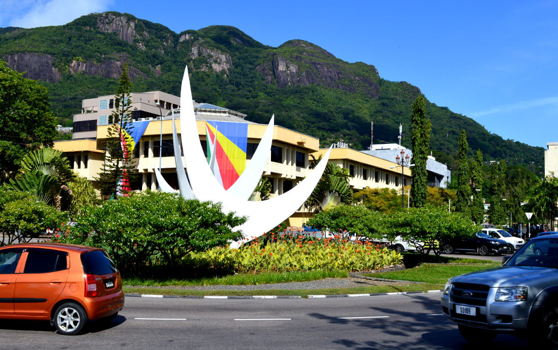 Capital of the Seychelles
