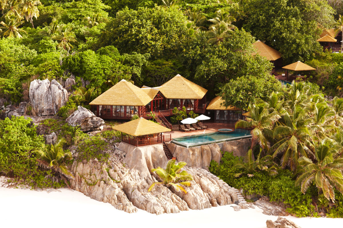 Fregate Private Island Resort