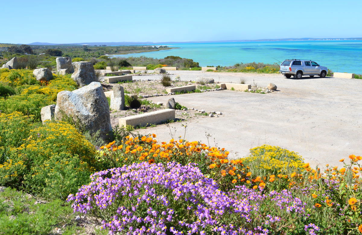 Shark Bay Parking