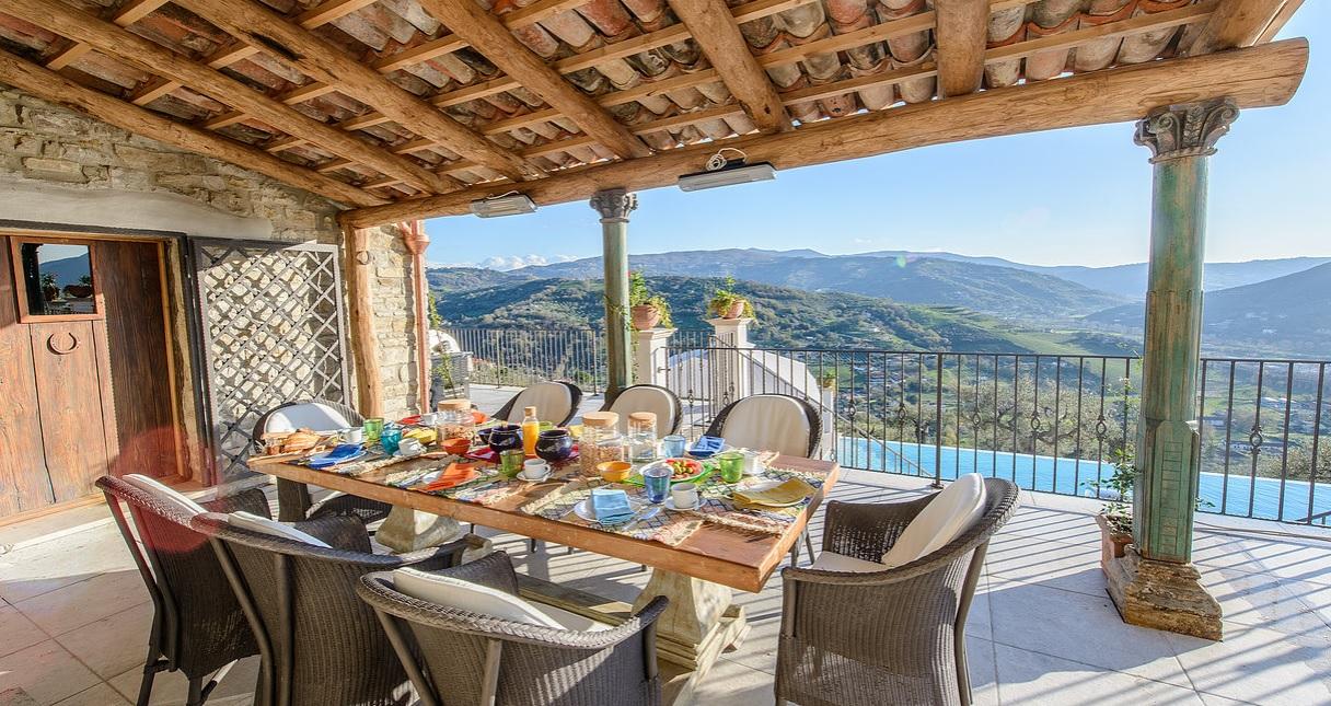 Il Rifugio - The Pinelli Estate