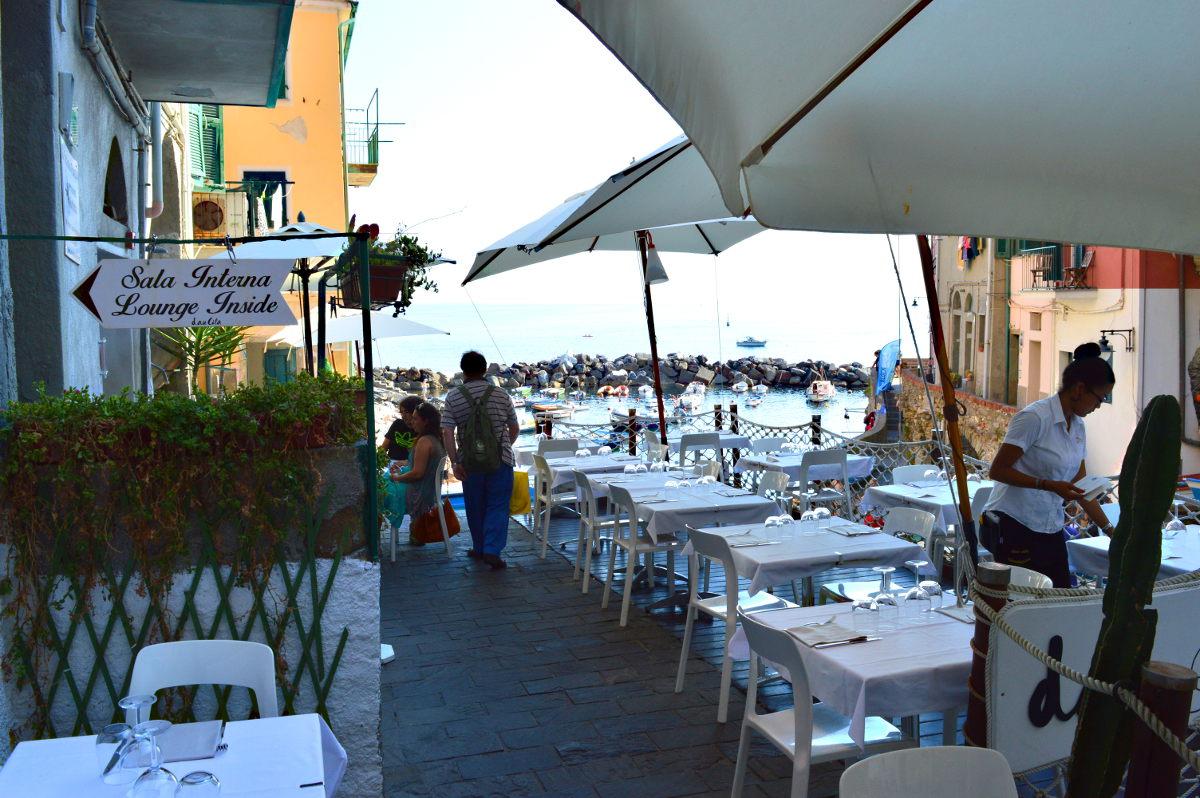 Restaurant in Riomaggiore - Cinque Terre