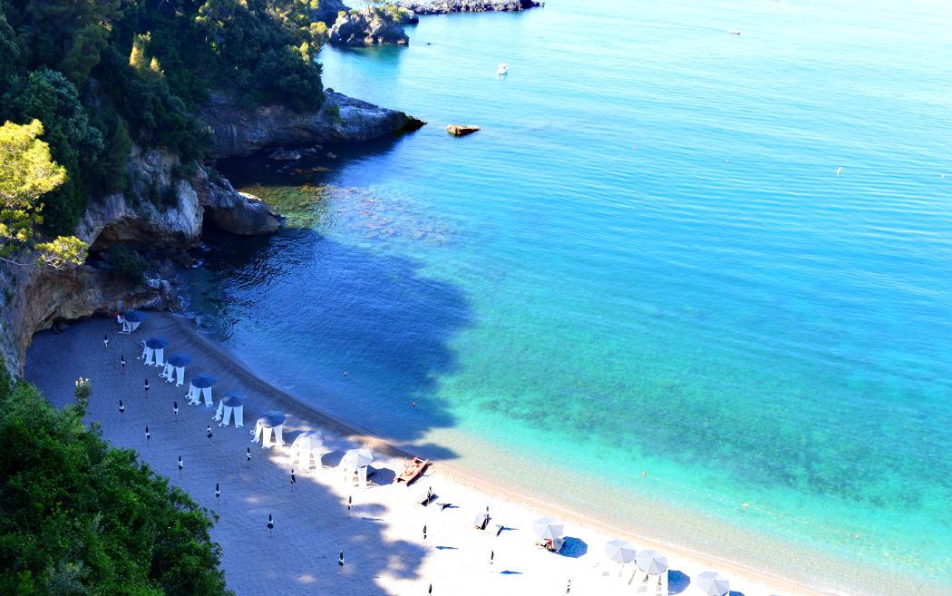Beach near Lerici
