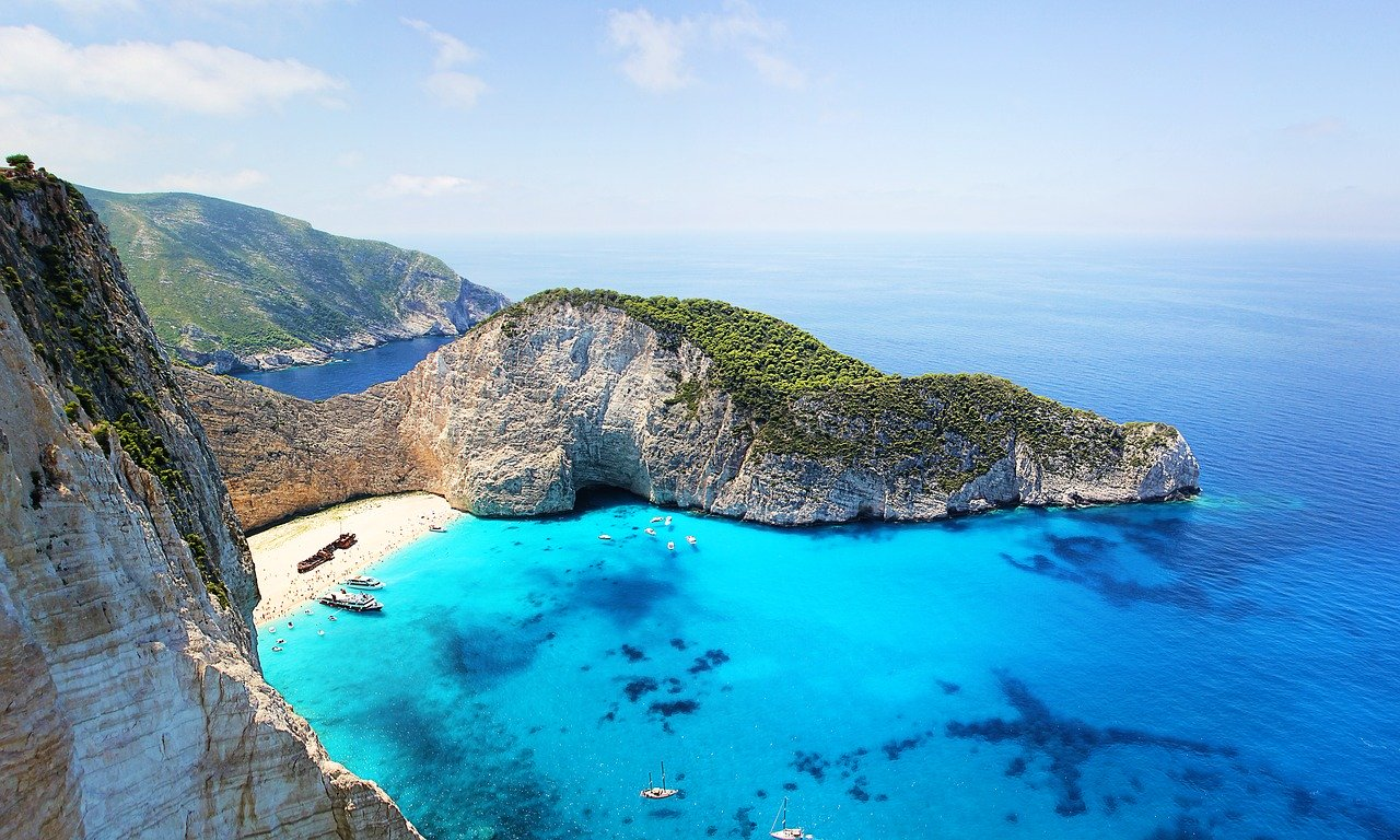 Best Beach in Greece